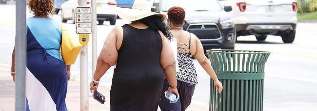 ожиріння зайву вагу