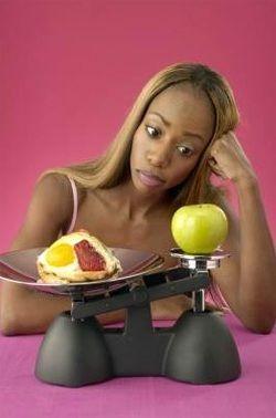 Як утриматися на дієті