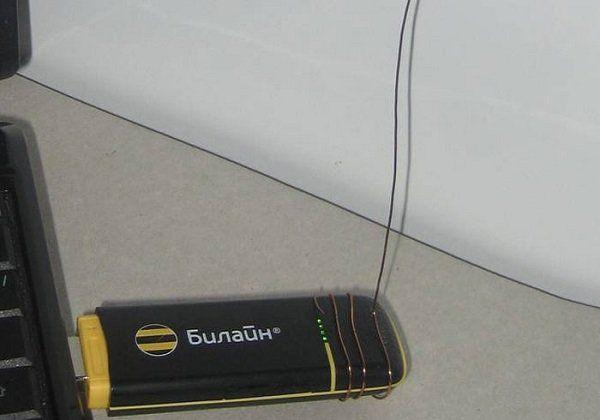 Антена з дроту