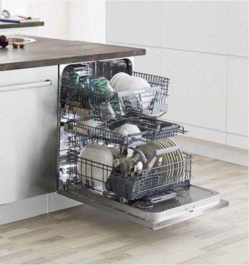 Як встановити посудомийну машину