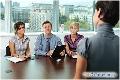 Як вести себе на співбесіді при прийомі на роботу