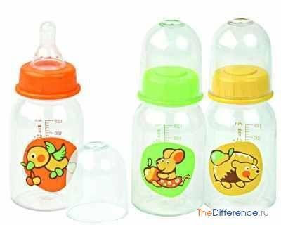 Як вибрати пляшечку для годування
