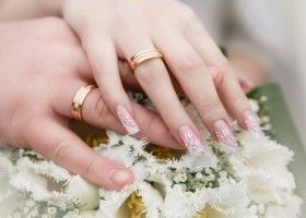 Як вибрати дизайн весільного манікюру