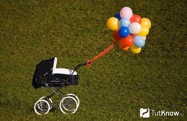 Як вибрати коляску для новонародженої дитини?