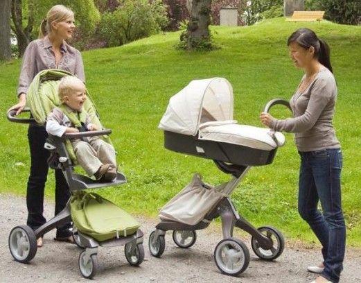 Як вибрати коляску для новонародженого?