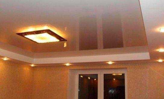 Лампи для натяжної стелі