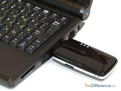 Як вибрати модем для ноутбука
