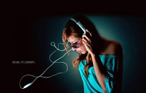 Музика в навушниках