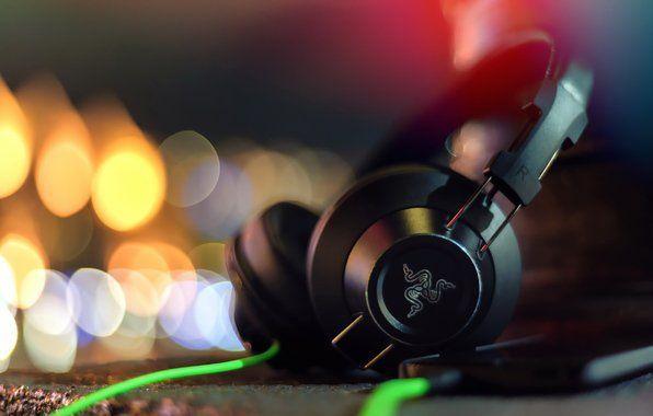 стильні навушники