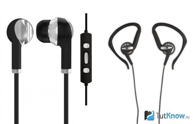 Портативні навушники