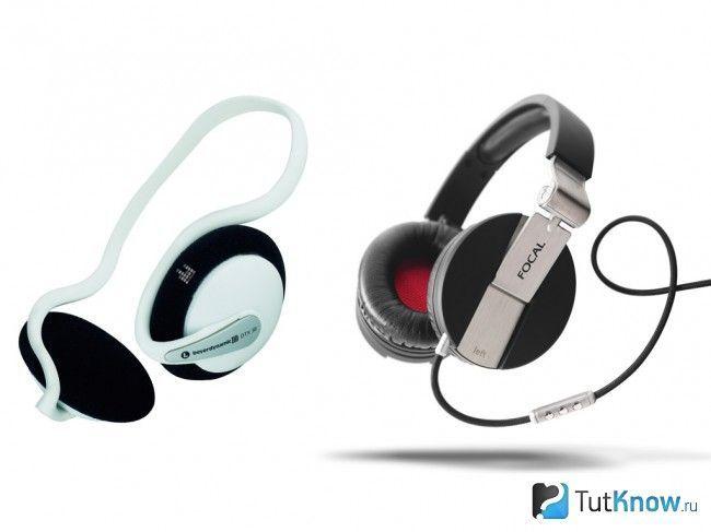 Hi-fi навушники
