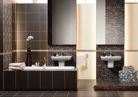 Як вибрати плитку для ванної та туалету?