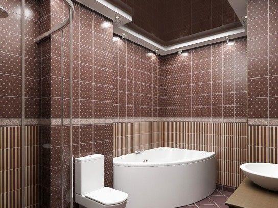 Зміна параметрів туалету за допомогою плитки