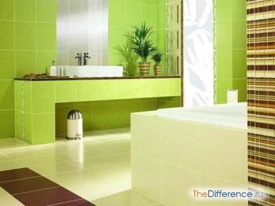Як вибрати плитку для ванної