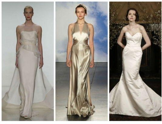 Основні правила вибору весільного плаття