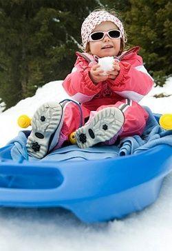 Як вибрати зимовий одяг для дитини