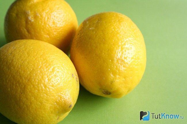 Вибір лимона для посадки