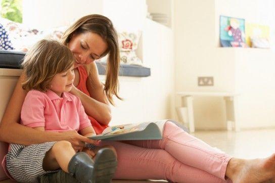 Як змусити дитину читати?