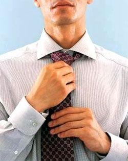 Як зав`язувати краватку