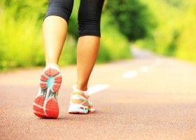 Яка користь піших прогулянок?