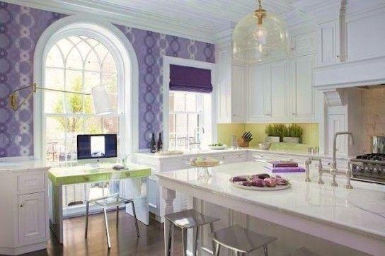 Види шпалер для кухні