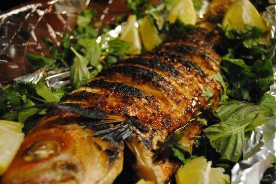 Універсальні правила запікання риби в духовці
