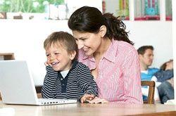Комп`ютер в навчанні дошкільника