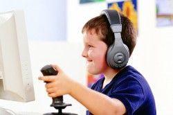 Комп`ютерна залежність у дітей