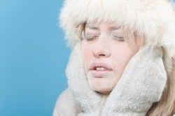 Лікування алергії на холод