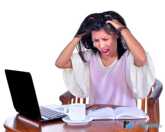 Гострий реактивний психоз у жінки