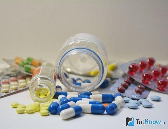 Медикаменти для лікування реактивного психозу