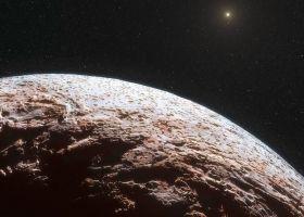 Крижана карликова планета Макемаке розкриває свої секрети