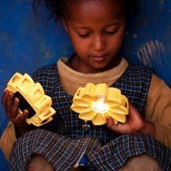 Little Sun - витвір мистецтва і джерело світла