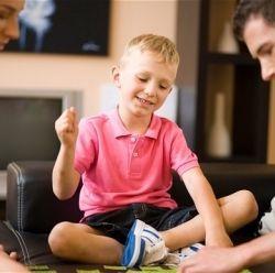 Любляча сім`я - запорука нормального розвитку мозку дитини