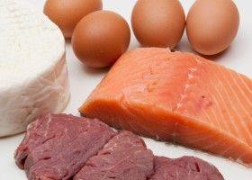 Продукти, в яких міститься тваринний протеїн