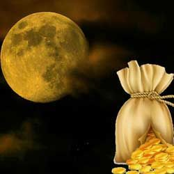 Місячний грошовий календар на жовтень 2016