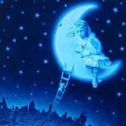 Місячний календар снів на лютий 2017