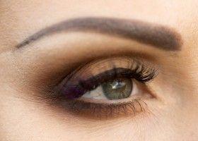 Майстер-клас макіяжу для сірих очей