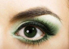 Майстер-клас макіяжу для зелених очей