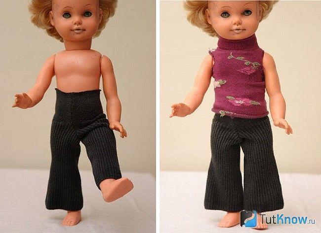 Лялька в штанах