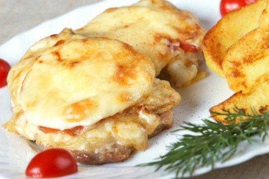 М`ясо по-французьки - класичний рецепт