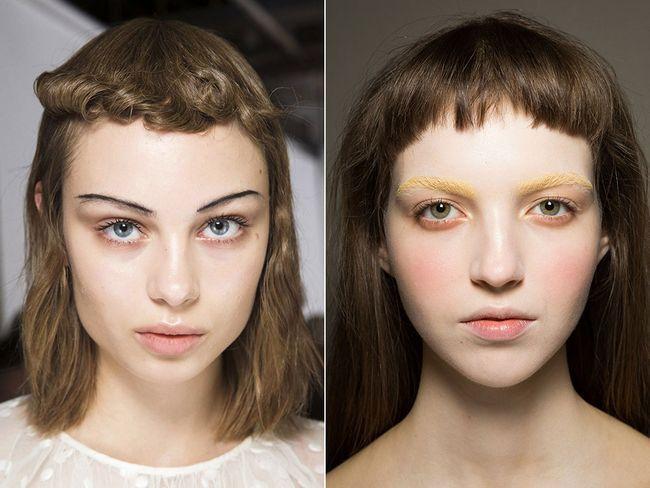 Зачіски в стилі baby grand весна-літо 2017