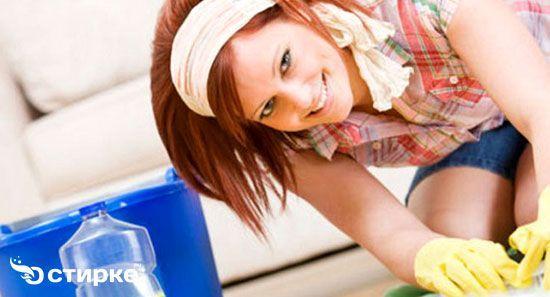 миття підлоги