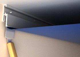 Монтаж профілю для пластикових вікон