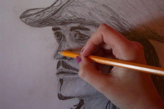 Вчимося писати портрети