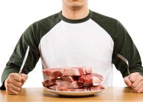 Чи можна вживати м`ясо на дієті?