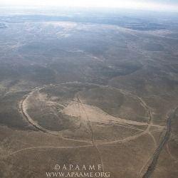 На землі виявили загадкові кола