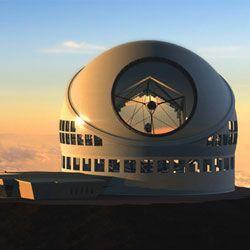 Почалося будівництво найбільшого в світі оптичного телескопа