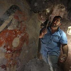Знайдено фреску майя, що суперечить міфу про кінець світу