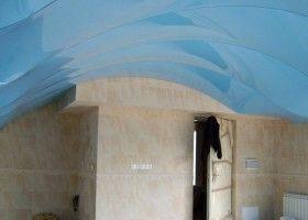 Натяжні стелі «арка»: інструкція по монтажу